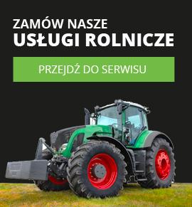 Zamów nasze usługi rolnicze