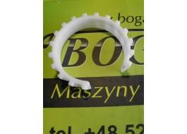 609028 Pierścień zaciskowy biały 90